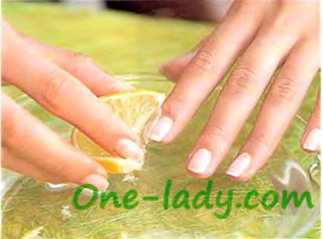 Водяные процедуры для укрепления ногтей фото