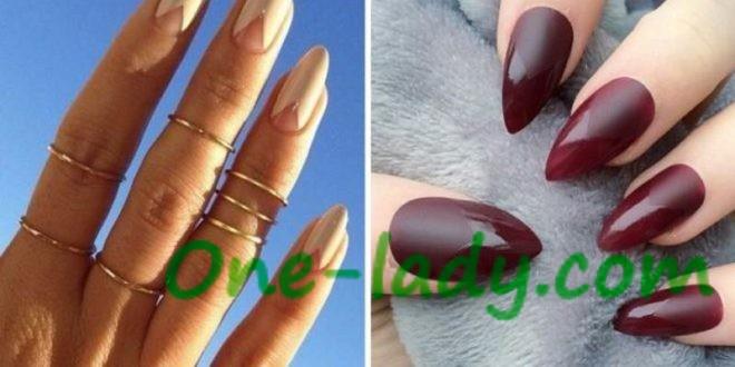Матовые ногти дизайн фото 2017