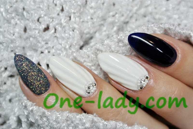Ногти ракушки