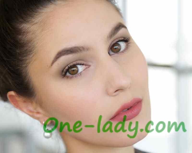 Деловой макияж фото