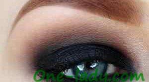 Смоки айс для голубых глаз фото