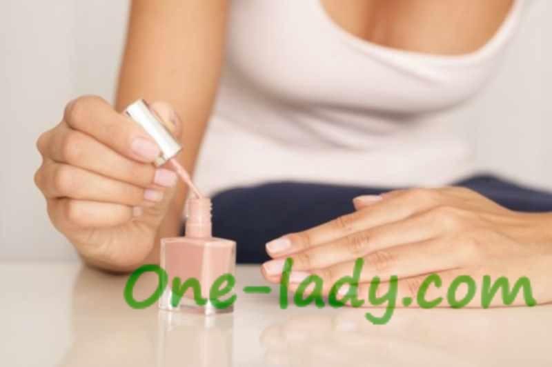 Как быстро высушить лак на ногтях в домашних условиях фото