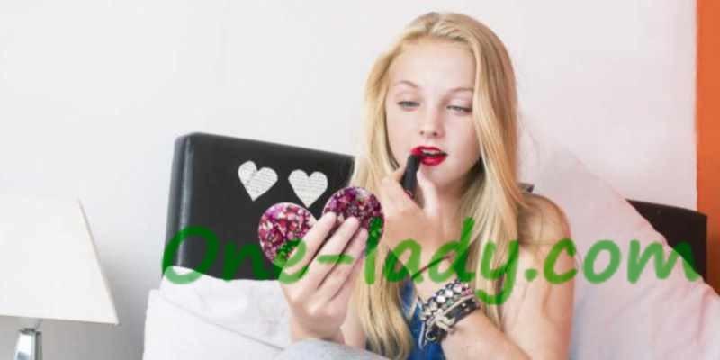 Косметика для подростков фото