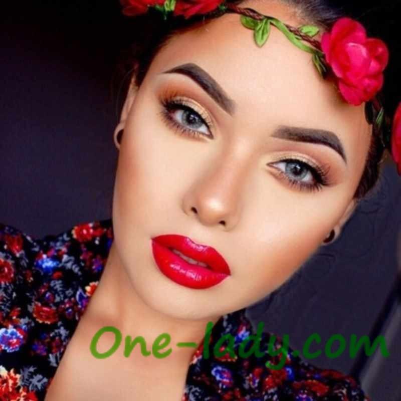 Праздничный макияж фото