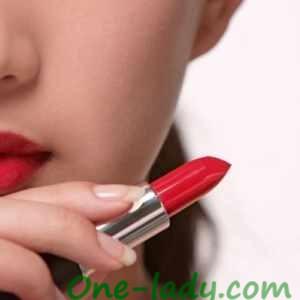 Как правильно красить губы фото