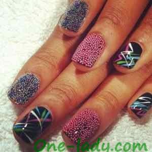 Все о дизайне ногтей в домашних условиях 220