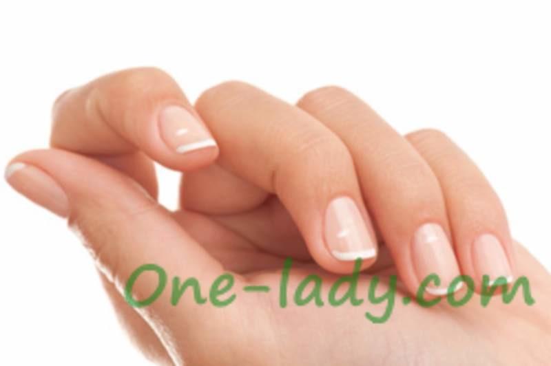 Белые пятна под ногтями фото