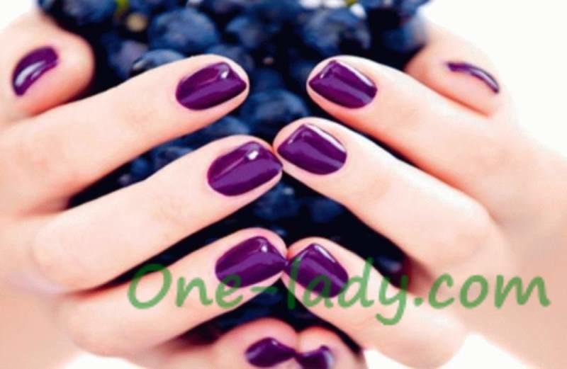 Вредно ли красить ногти гель лаком фото