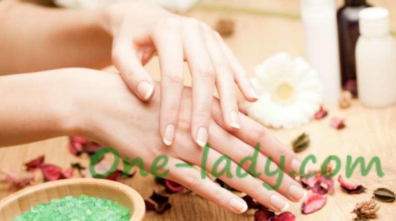 Как восстановить ногти после гель лака фото