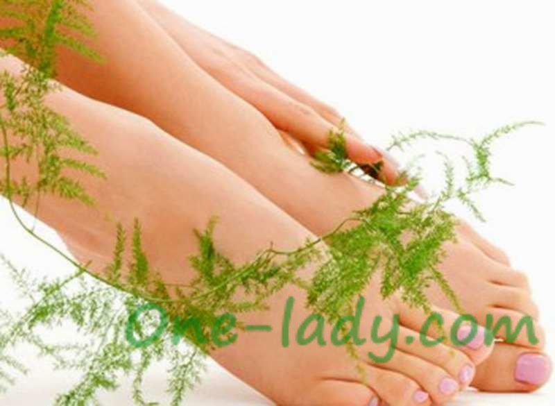 Лечение грибка ногтей народными средствами фото