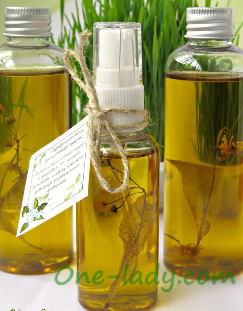 Гидрофильное масло фото
