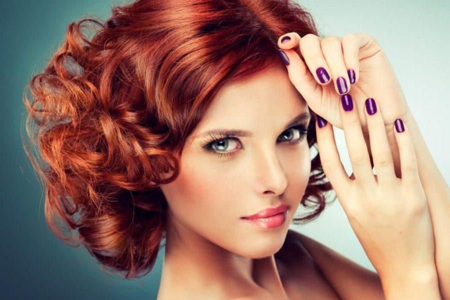 Красота и стиль: макияж для рыжих