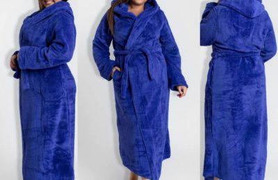 Халат — самая удобная домашняя одежда