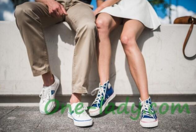 Правила выбора обуви на полную ногу